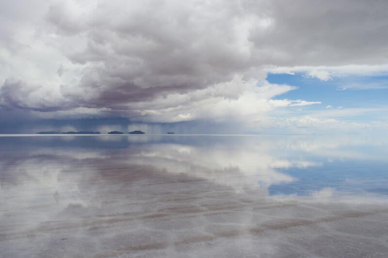 Bolivia zoutvlaktes