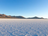 Tour door de Uyuni zoutvlakes in Bolivia