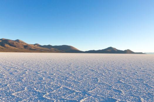 Tour door de Uyuni zoutvlaktes in Bolivia