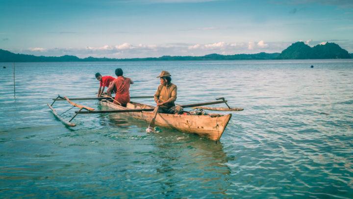 De 7 kleinste eilanden van Indonesie