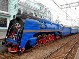 Met een groep op Transsiberië Express
