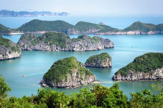 Op huwelijksreis naar Vietnam. De ideale bestemming?