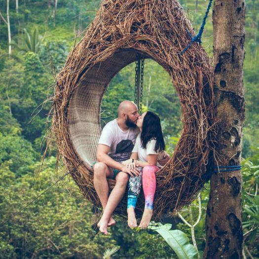Alternatieve huwelijksreis