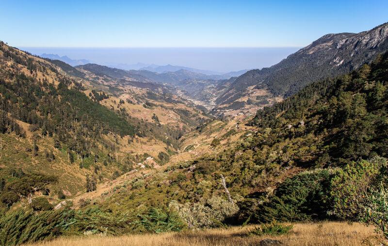 guatemala hikes