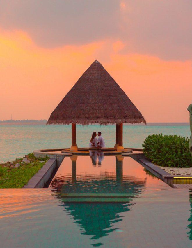 De meest populaire bestemmingen voor een huwelijksreis