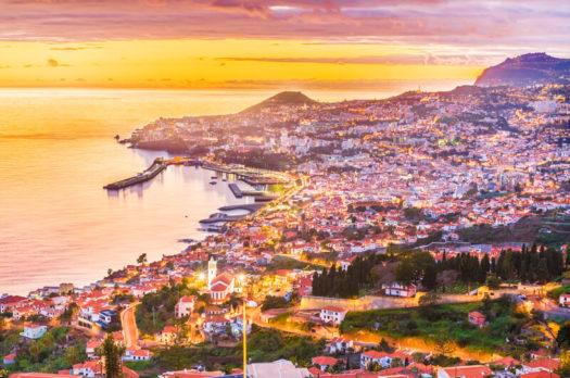 Madeira, het eiland van de eeuwige lente!