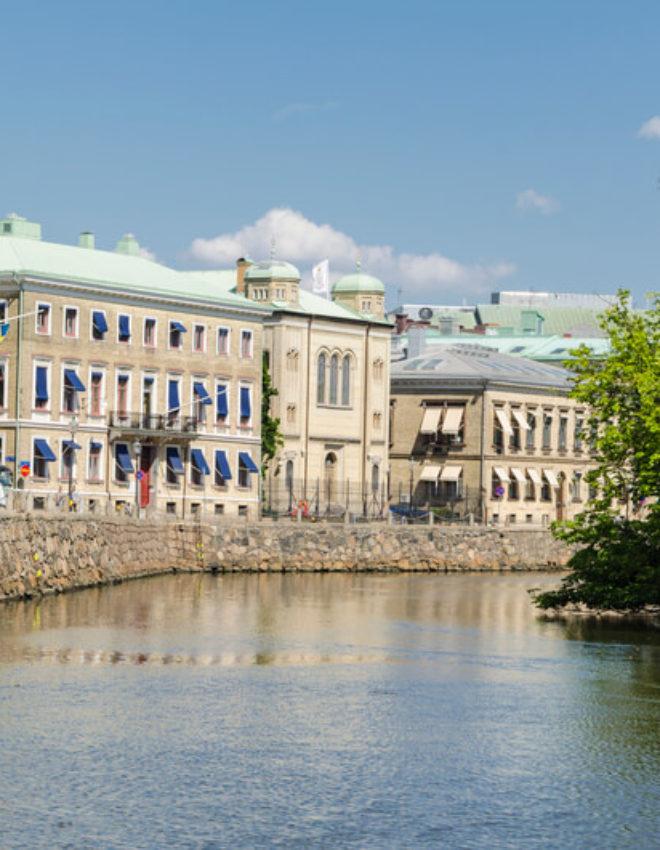 Laat je verrassen tijdens een stedentrip naar Göteborg