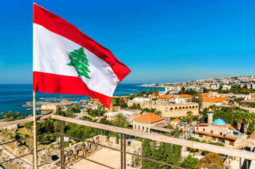 Top 7 bezienswaardigheden in Libanon