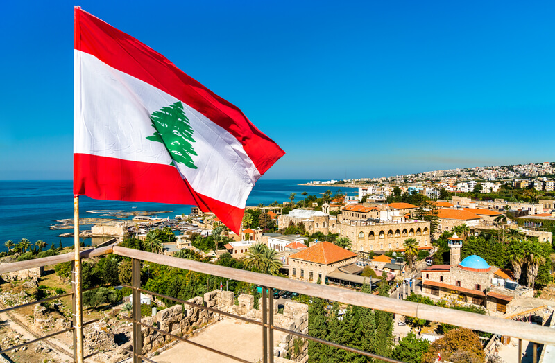 libanon bezienswaardigheden