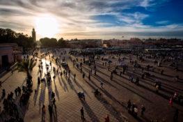 mooiste bezienswaardigheid marrakech