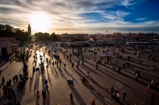 10 niet te missen bezienswaardigheden in Marrakech