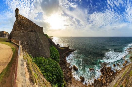 Op vakantie naar Puerto Rico