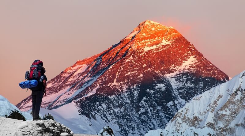bezienswaardigheden van Nepal
