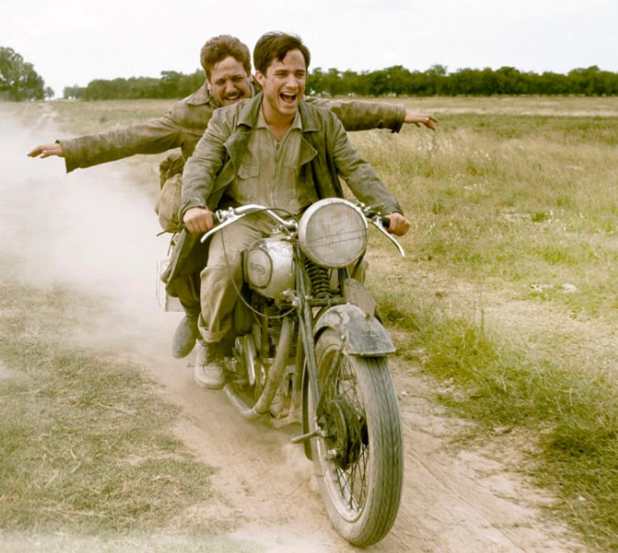 Top 10 reisfilms: Diarios de motocicleta