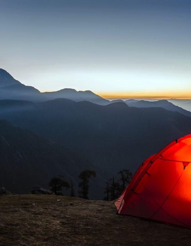 Milieuvriendelijk kamperen? 5 tips om je op weg te helpen
