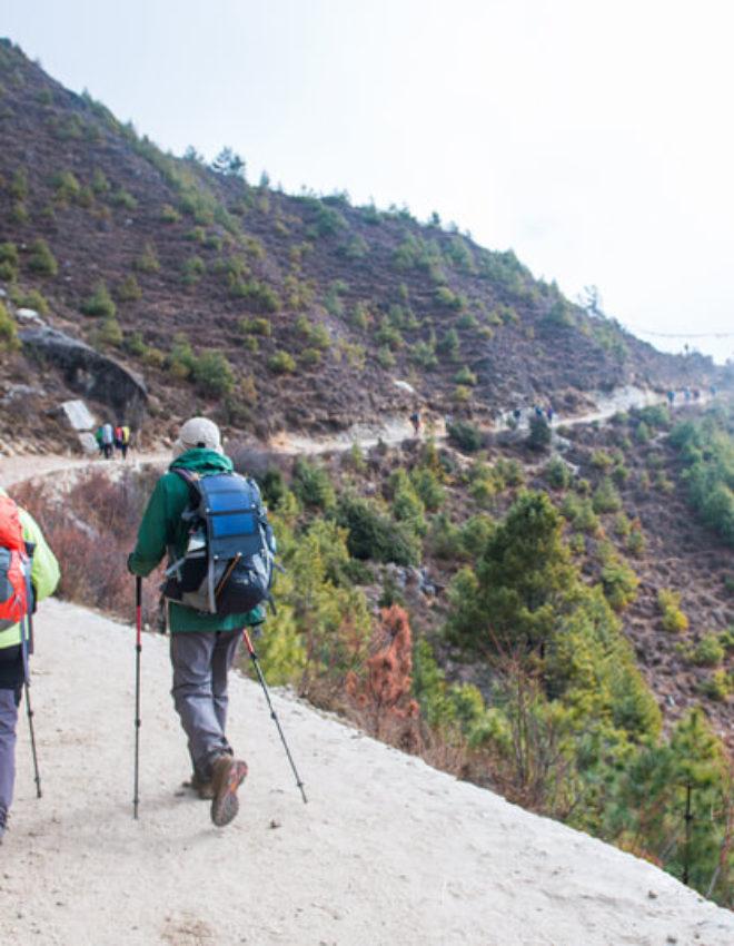 5 beste trektochten voor beginners in Nepal