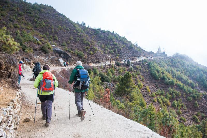 beste trektochten voor beginners in nepal