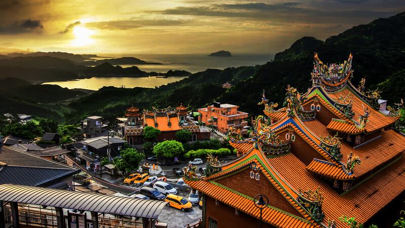 leukste bestemmingen in Taiwan