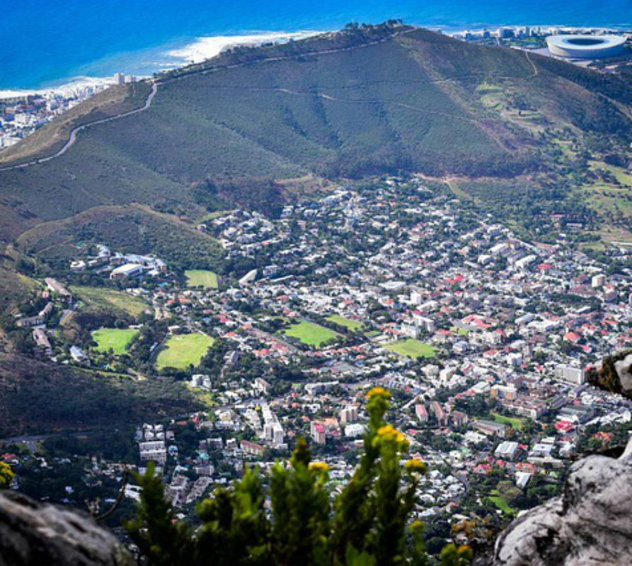 Op vakantie naar Zuid-Afrika