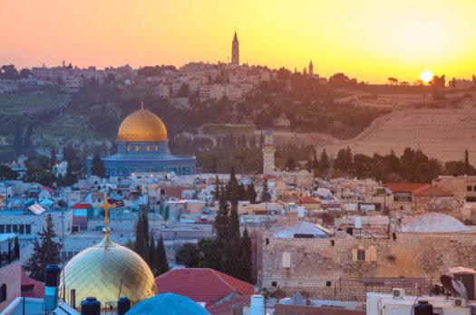 De mooiste bezienswaardigheden van Israël