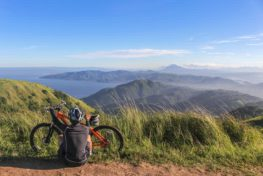 mountainbiken in het buitenland