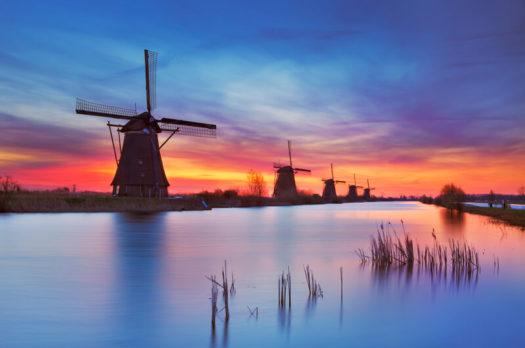 Welke objecten staan in Nederland op de Unesco lijst van werelderfgoederen?