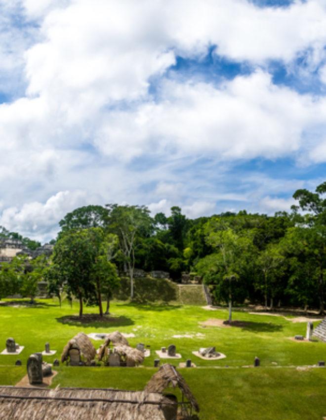 De mooiste Maya steden en tempels