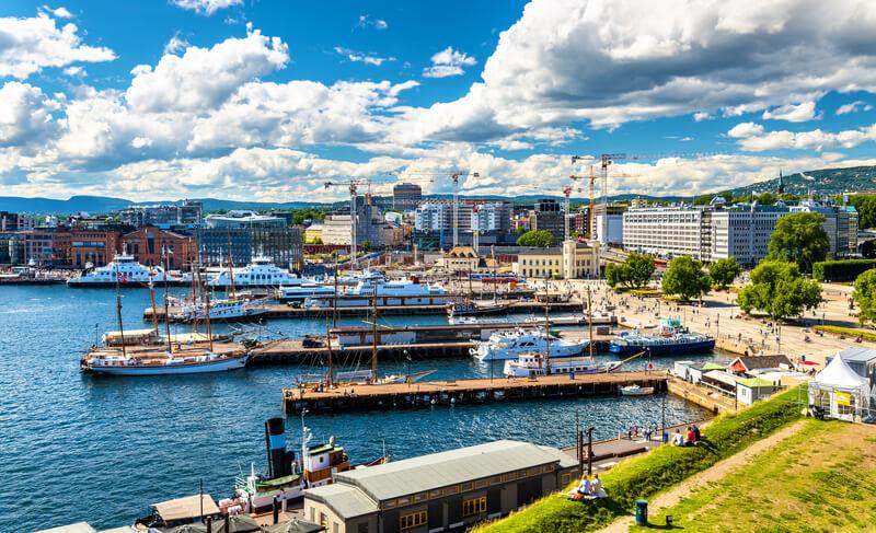 Top 10 bezienswaardigheden in Oslo