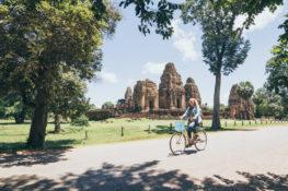 fietsvakantie cambodja