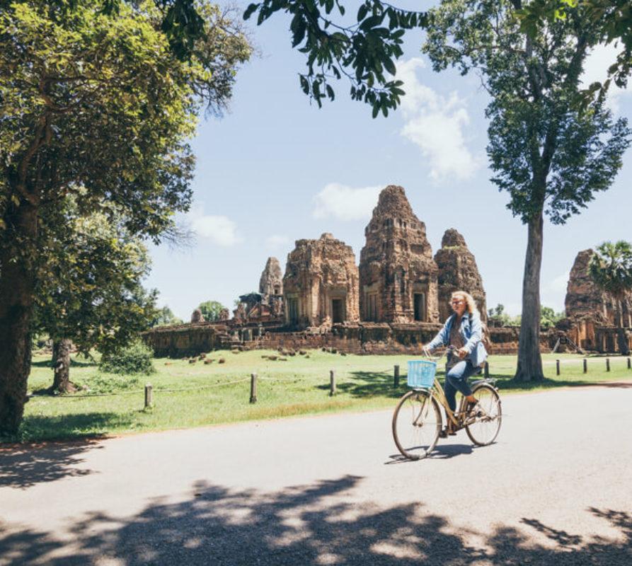 Hoe regel je een fietsvakantie in Cambodja en Vietnam?