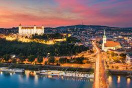 mooiste bezienswaardigheden van Bratislava