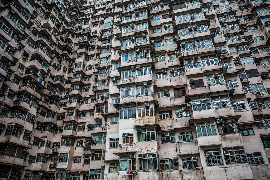 yick fat gebouw hong kong
