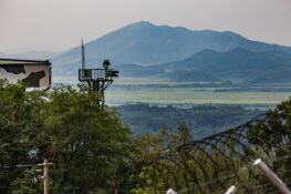 grens zuid korea en noord korea