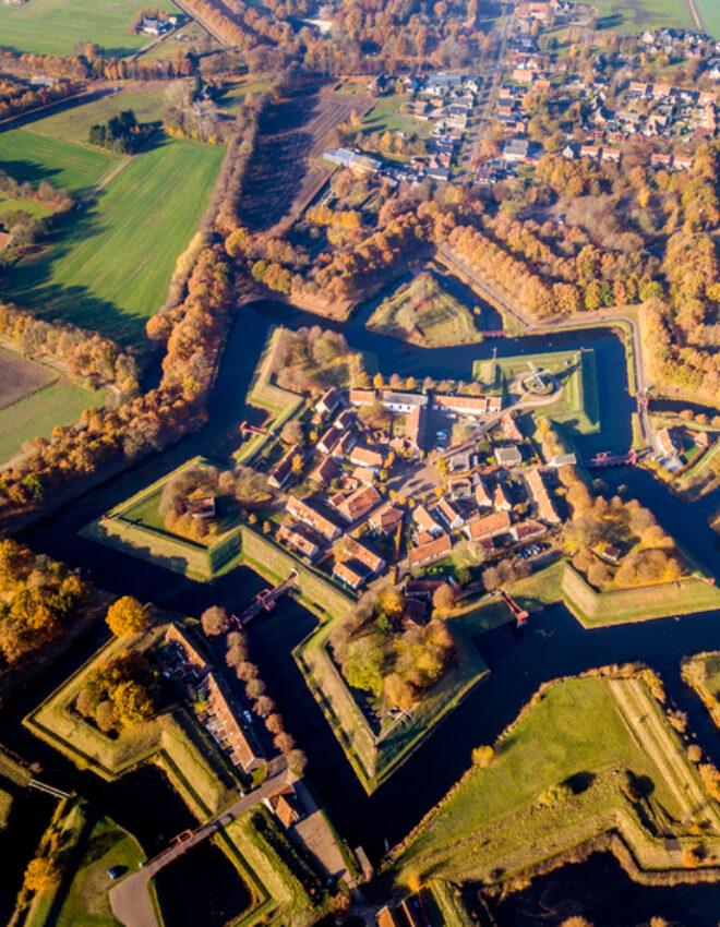 De mooiste vestingstad van Nederland