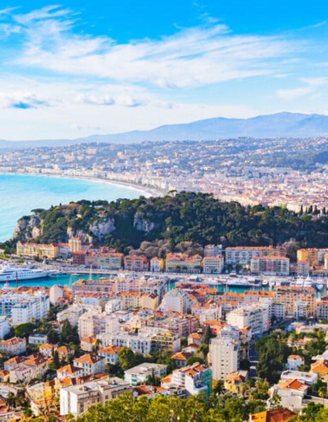 5 locaties in Frankrijk met villa's die een zwembad hebben