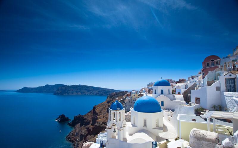 mooiste eilanden van de cycladen