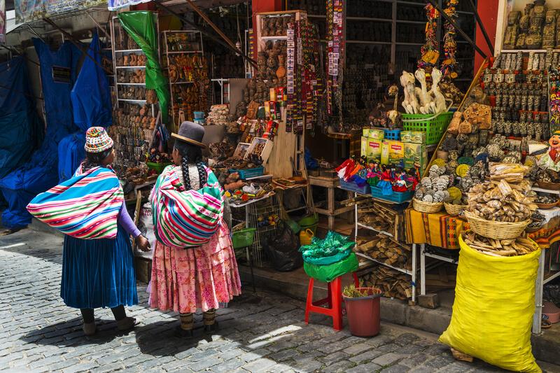 mooie plekken bolivia