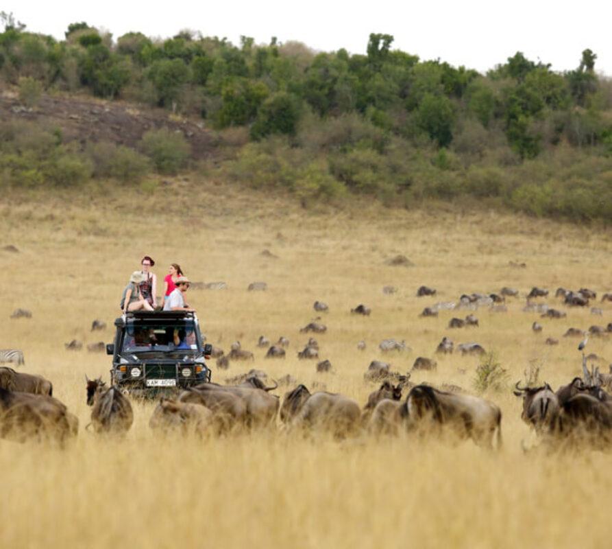 Top 10 mooiste bezienswaardigheden van Kenia
