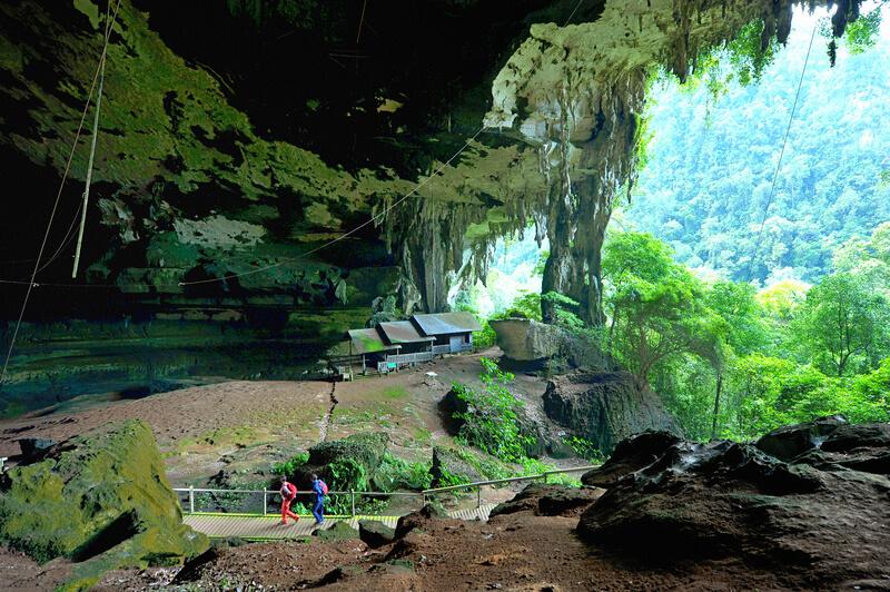 rondreizen Borneo