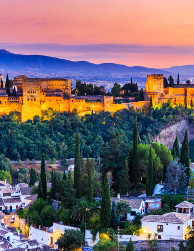 Granada, de stad in Spanje die een hoop te bieden heeft