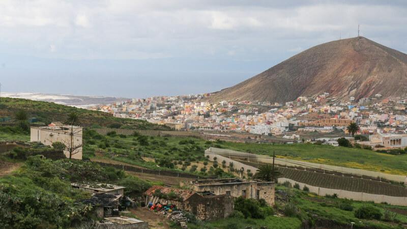 Galdar Gran Canaria