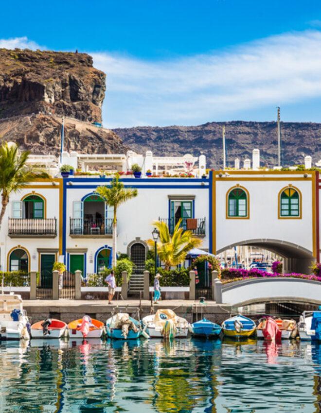 Gran Canaria, een diamant in de Atlantische oceaan
