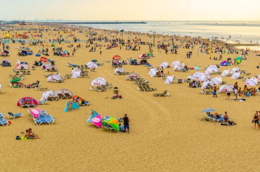 De mooiste stranden van Nederland