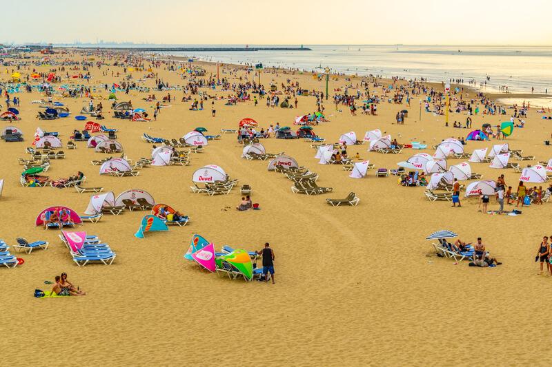 mooiste stranden van nederland algemeen
