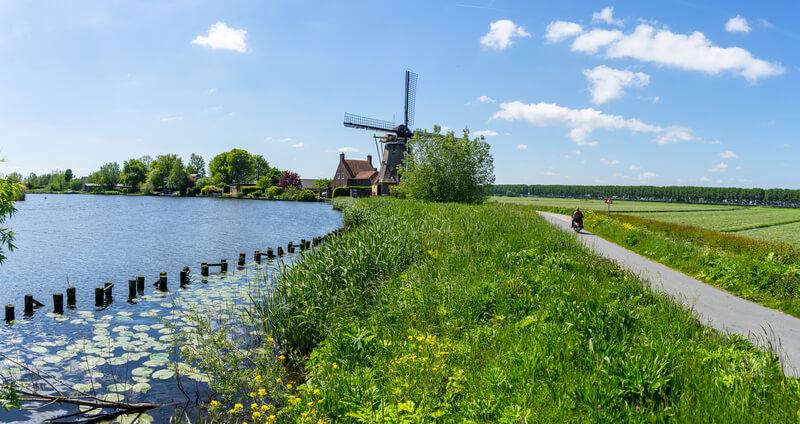 beste fietsroutes van friesland