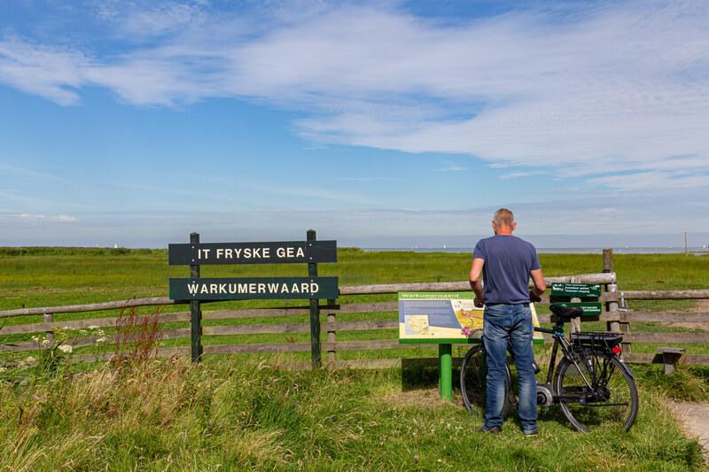 mooiste fietsroutes van friesland