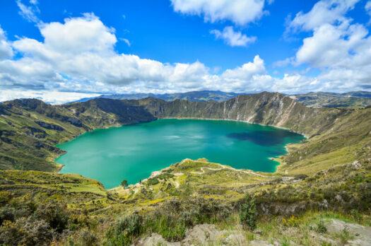 Backpacken in Ecuador: wat mag je absoluut niet missen?