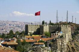 Citadel van Ankara