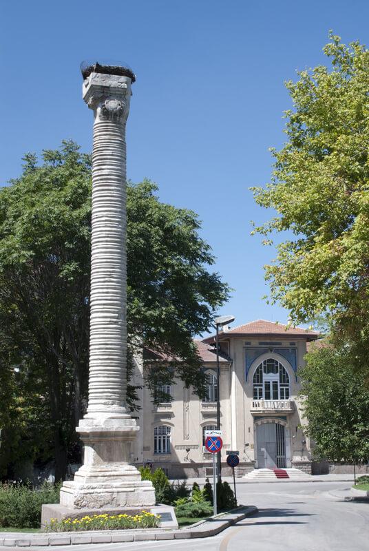 een bezoek aan de Turkse hoofdstad Ankara