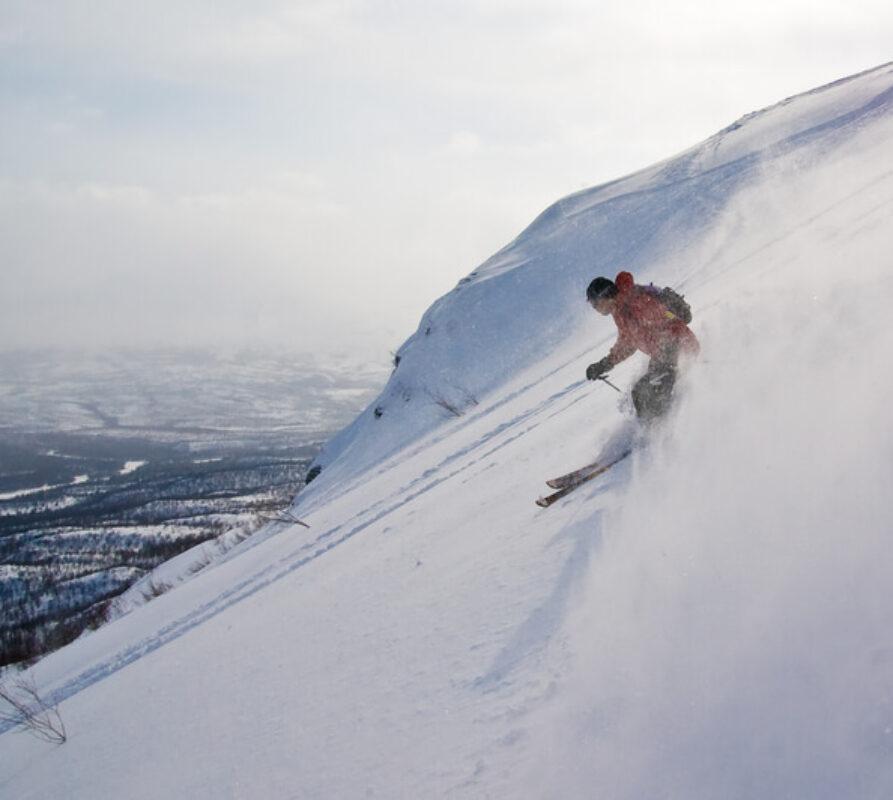 De mooiste wintersportgebieden van Zweden